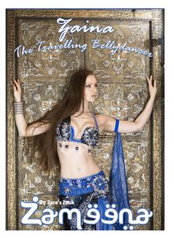 ZainaTravelling Bellydancer
