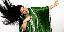 Belly dance kaftans, arab kaftans, egyptian cotton galabays, abayas fifi galabaya bellydance