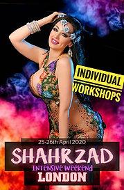 Individual Workshops Ticket