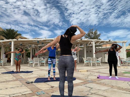 Egypt 2018 Fitness Retreat