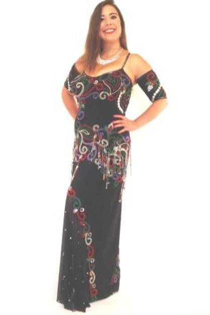 Midnight Dream Dress UK size 14
