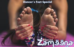Dancer's Feet Special