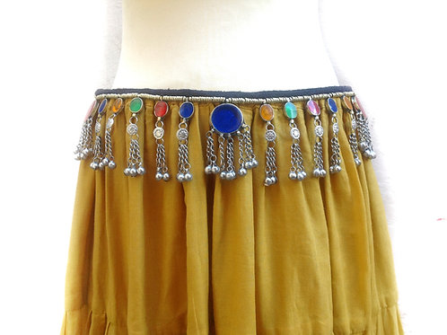 Rainbow Bells Belt