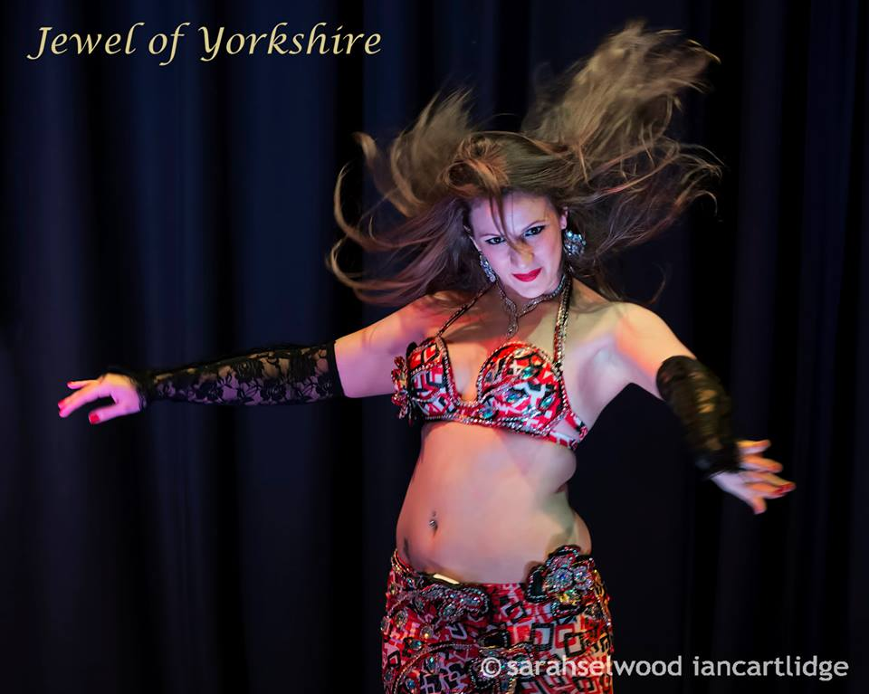 Zara Dance at JoY Festival