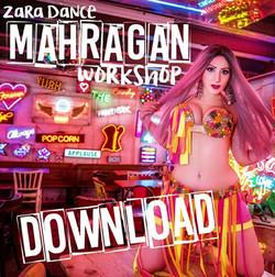 Zara Dance Mahragran Workshop