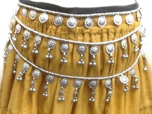 Three Row Amulet Belt