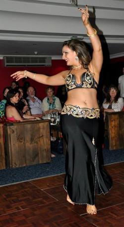Zara Dance at Maya Lounge