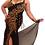 Thumbnail: ENTICING BLACK BEADED DRESS 24/26/28