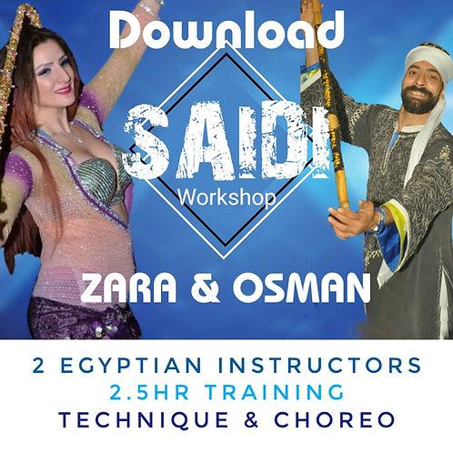 Download Saidi Workshop Zara and Osman