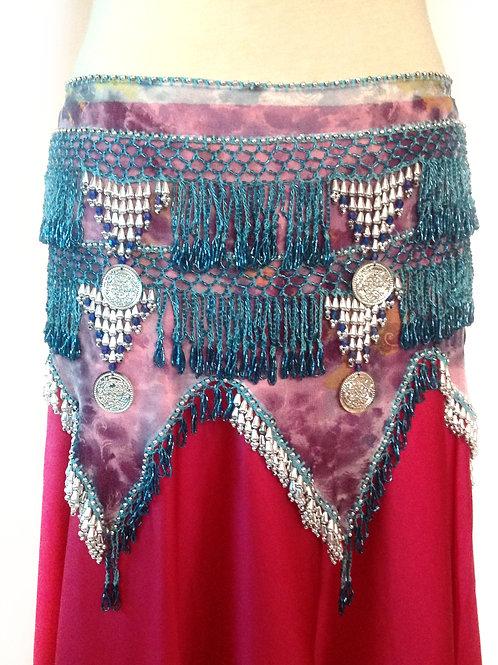 Ziggy Belt - Turquoise