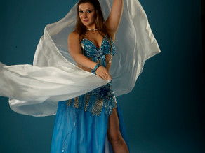 My 3 top tips for looking after your bellydance costumes