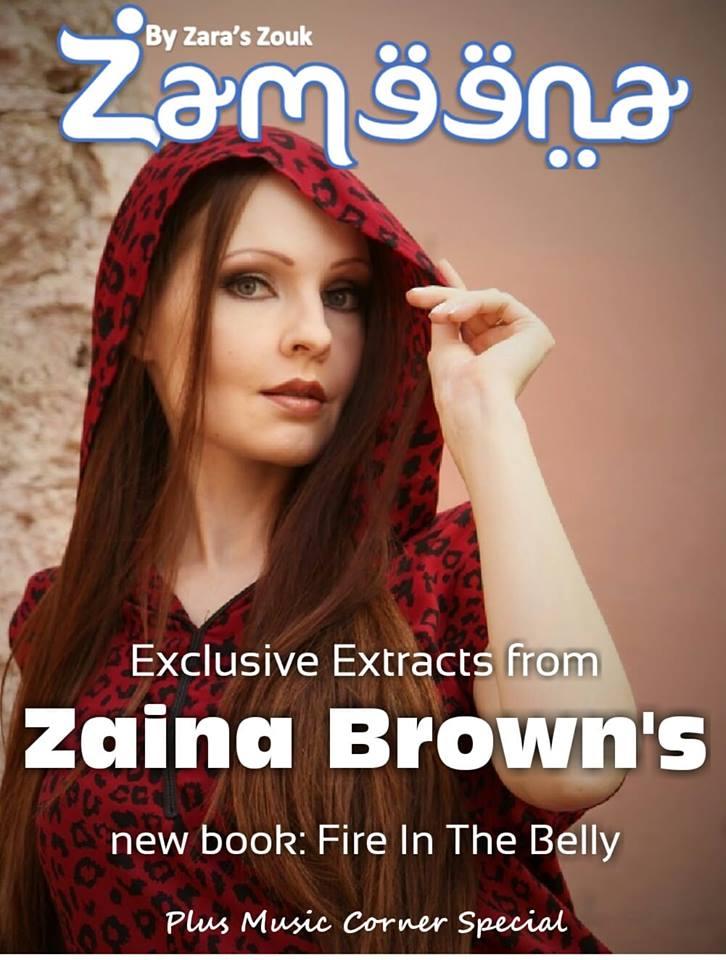 Zaina Brown's New Book