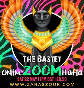 Online Zoom Hafla MAY 22