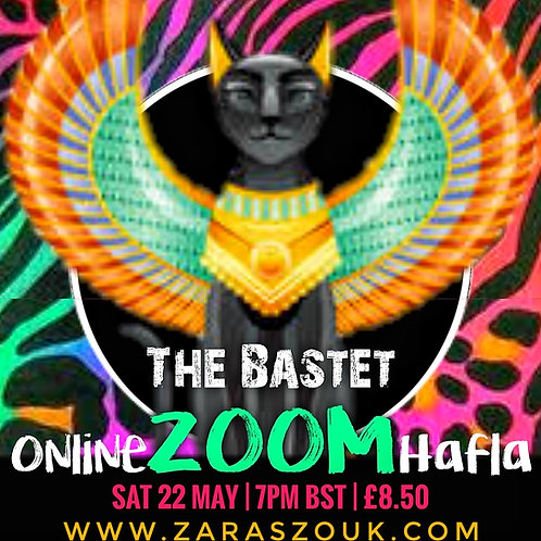 Online Zoom Hafla MAY 22