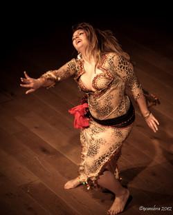 Zara Dance dancing Shaabi