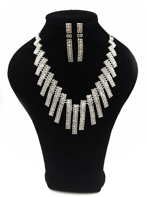 Diamante crystal set