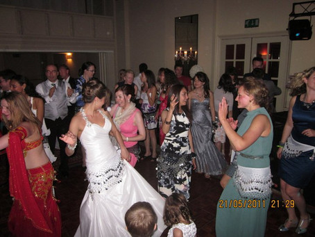 BELLYDANCE at your wedding