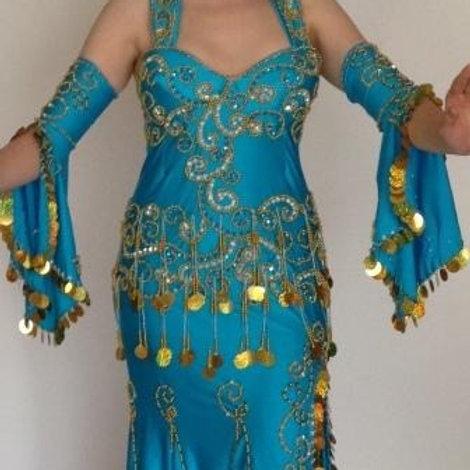 Azure Dream Dress UK size 14