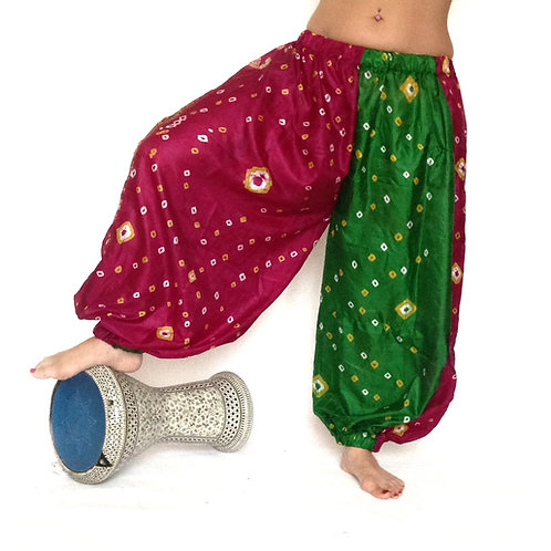 Harem Pants - Jaipur different legs