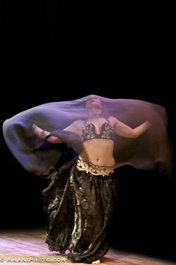 Zara Dance at the Arab Quater