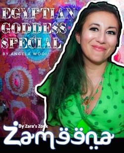 Angela Wooi Goddess Special