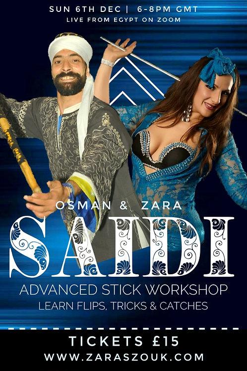 Advanced Saidi Workshop