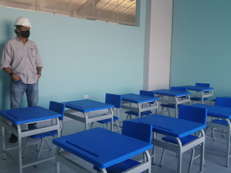 New educational infrastructure