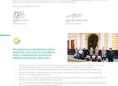 Boletín ACP Agrícola Cerro Prieto - Mayo 2020