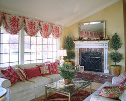 French Inspired Rural Wilton Home
