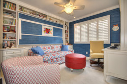 Traditional and Colorful Davis Home