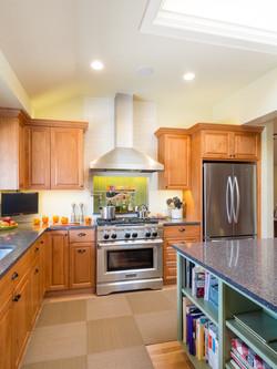 Contemporary Davis Kitchen