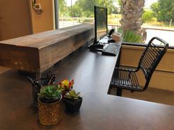 Upscale Dispensary - Reception Desk