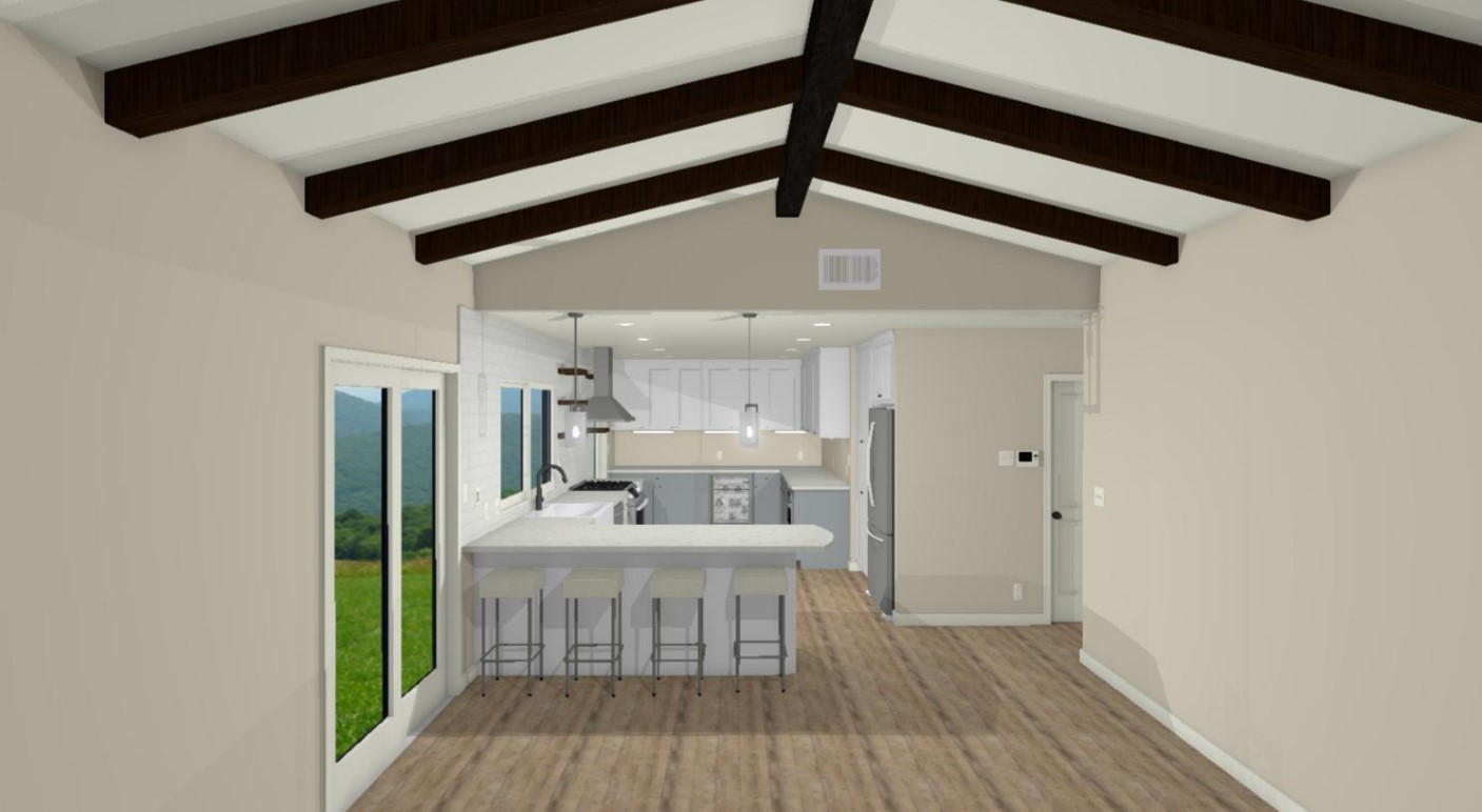Rubin Kitchen Rendering 2