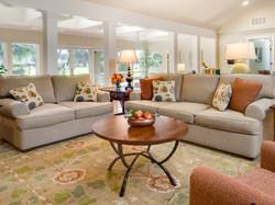 Contemporary Davis Living Room