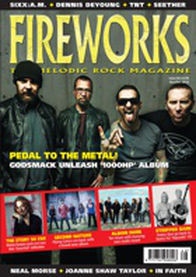 GARY HUGHES FEATURED ON FIREWORKS MAGAZINE!