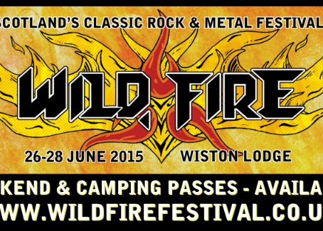 WILDFIRE FESTIVAL TICKETS NOW AVAILABLE!