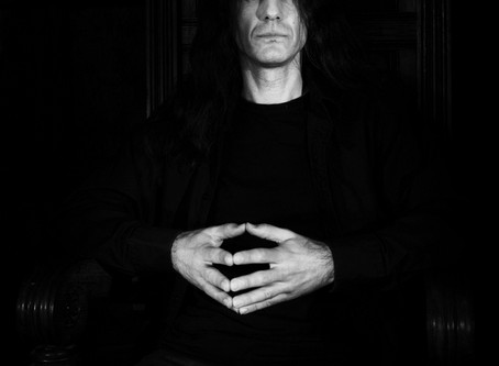 BRAND NEW INTERVIEW WITH DANN ROSINGANA FOR ROCK & PROG (ARGENTINA)