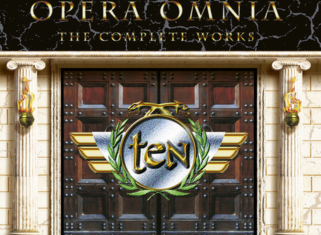 OPERA OMNIA: THE COMPLETE WORKS BOX SET!