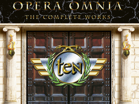 OPERA OMNIA: THE COMPLETE WORKS BOX SET TO BE RELEASED THIS MONTH!