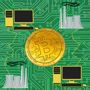 O impacto ambiental invisível da criptomoeda Bitcoin