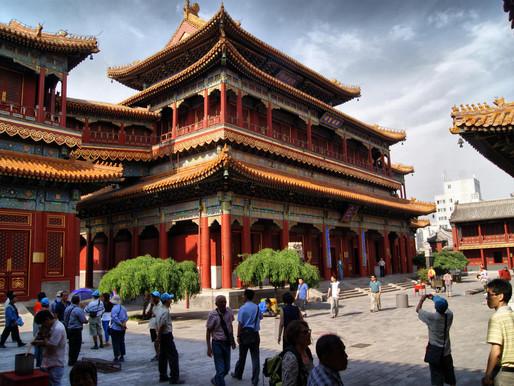 LA MAGIA DEL YONGHE TEMPLE DI PECHINO: UN CONCETTO DIVERSO DI SPIRITUALITÀ