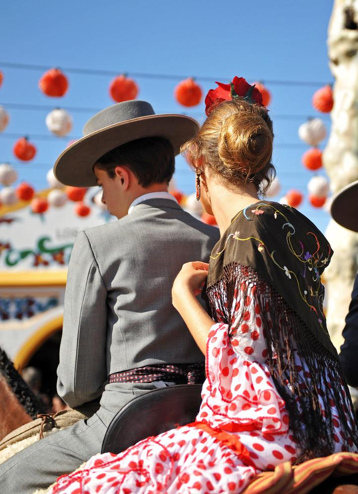Feria Séville