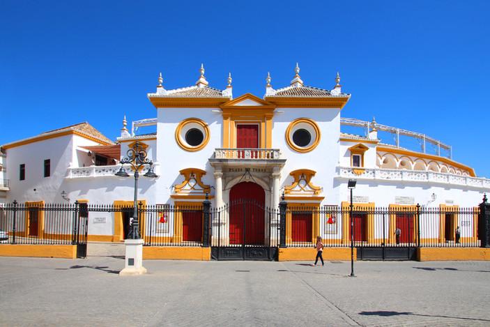 Maestranza Seville
