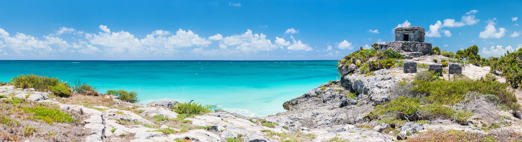 Mexique et découverte de la Riviera Maya.
