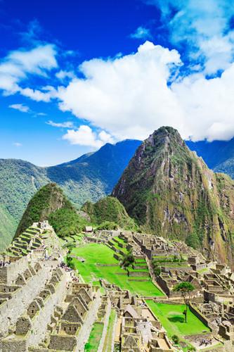 Machu Picchu au Perou