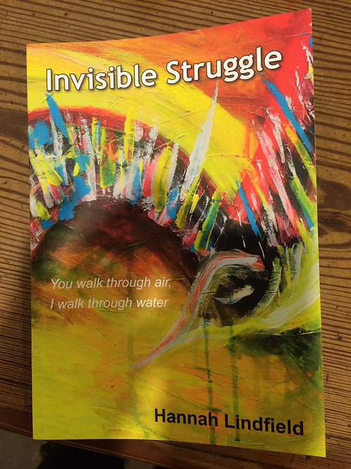 Invisible Struggle by Hannah Lindfield