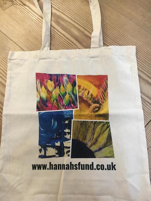Hannah's Fund Tote Bag