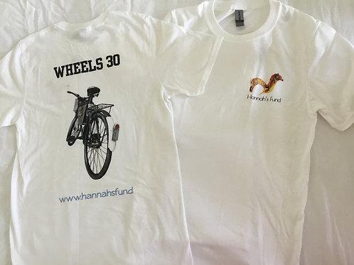 Wheels 30 T-Shirt