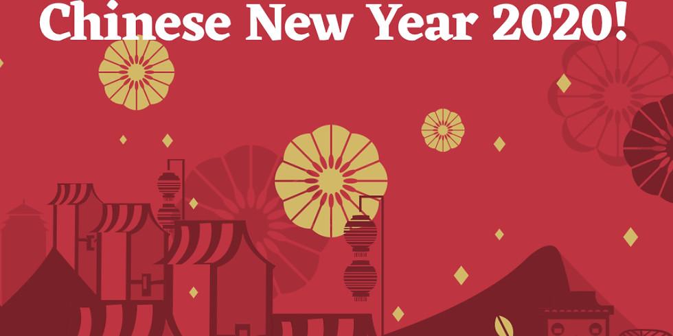 APCITG Chinese New Year Dimsum