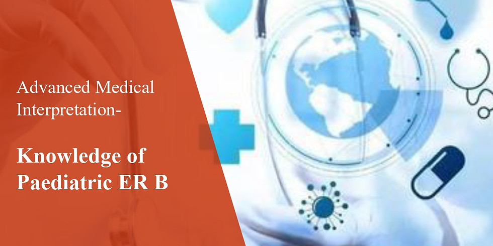 AMI 6 Knowledge of Paediatric ER B